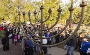 Greatest Hanukkah on Earth! XIX We Are The Light @ Temple Emanu-El | Tucson | Arizona | United States