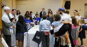 Yom Kippur Family & Tot Services @ Temple Emanu-El | Tucson | Arizona | United States