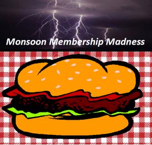 Monsoon Membership Madness Shabbat Cookout Dinner @ Temple Emanu-El | Tucson | Arizona | United States