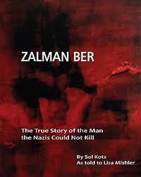 Zalman Ber's Story: A Book Signing with Lisa Kotz Mishler @ Tucson Jewish Community Center | Tucson | Arizona | United States