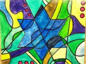 Painting The World Jewish: Basic Watercolor Techniques on Jewish Themes @ Tucson Jewish Community Center | Tucson | Arizona | United States
