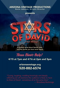 STARS OF DAVID – A MUSICAL CELEBRATION @ Berger Performing Arts Center | Tucson | Arizona | United States