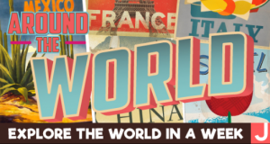 AROUND THE WORLD: ADULT SUMMER CAMP at the TUCSON J! @ Tucson Jewish Community Center | Tucson | Arizona | United States