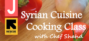 Syrian Cooking Class At The J! @ Tucson Jewish Community Center | Tucson | Arizona | United States