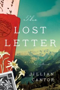 Book Release for The Lost Letter by local author Jillian Cantor @ Tucson Jewish Community Center | Tucson | Arizona | United States