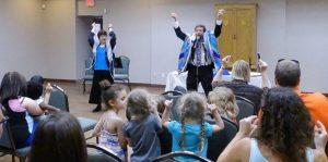 Temple Emanu-El Tot Kabbalat Torah Shabbat Service and Dinner @ Temple Emanu-El   Tucson   Arizona   United States