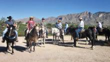 A True Rodeo Shabbat on Horseback @ Hacienda del Sol Stables | Tucson | Arizona | United States