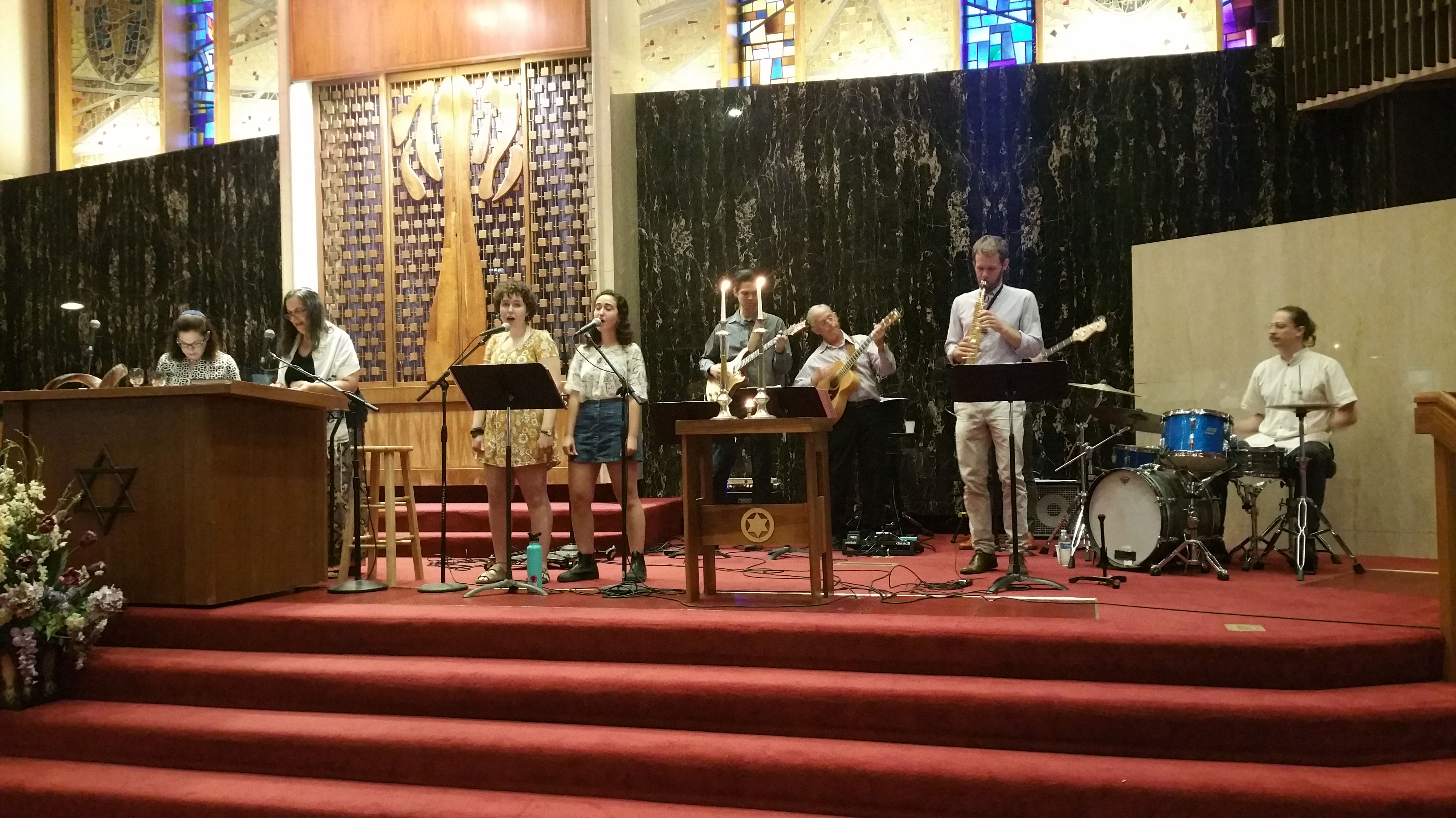 Seeking Shabbat Rocks! Service and Family Shabbat Dinner