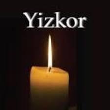 Passover Yizkor Service @ Congregation Or Chadash